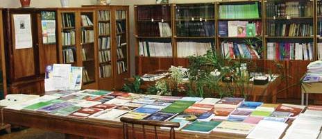Відділ інформаційного аналізу з науковою бібліотекою та музеєм